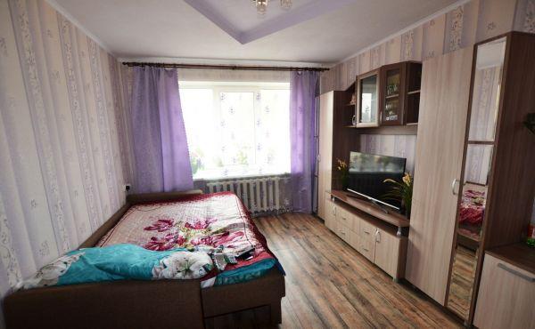 Квартира с ремонтом в селе Осташево